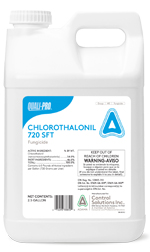Chlorothalonil (Generic Bravo) protecting crop production from invaders
