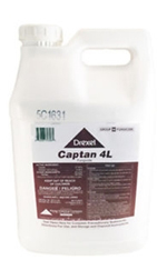 Captan 4L for a strong and successful yield