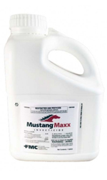 Mustang Maxx fungicides, herbicides, and insecticides