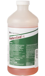PastureGuard chemicals to control weeds and pests