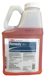 Remedy Woody Brush Herbicide to protect Wood Brush