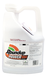 Roundup Powermax Dormant spray weed control stocked by Allied Ag. Services, Inc.