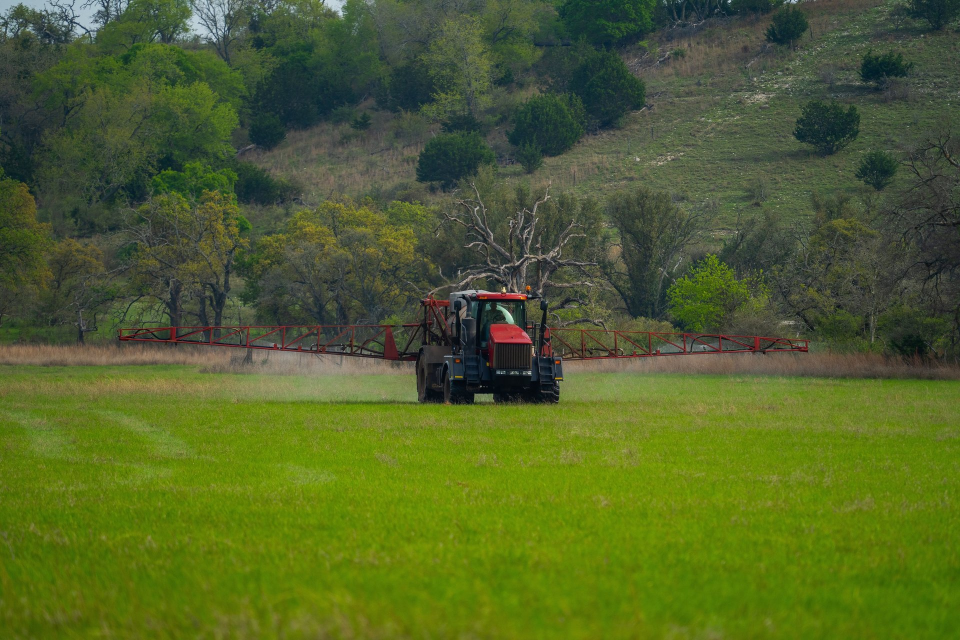 The Texas Hill Country's choice in fertilizer and crop production